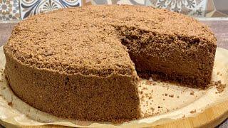 Шоколадова торта без печене лесна и невероятно нежна Шоколадный торт без выпечки просто вкусно