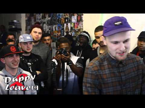 PlatinumMediaTv // Duppy & leave -  Bizz  Vs  Intensive
