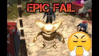 DRAKENSANG ONLINE - Open Golden Pinata -  EPIC FAIL 😱😢