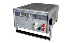 Laboratoriya elektr ta'minoti birligi ta'mirlash B5-47