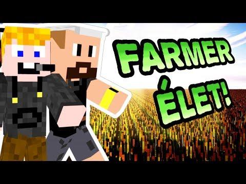 Minecraft - FARMER ÉLET! #6
