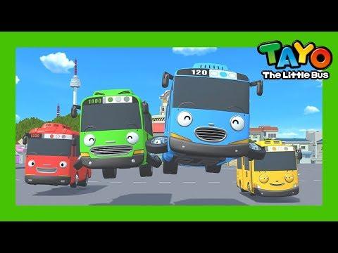 Tayo Lagu Pembukaan Tema Kompilasi L Lagu Untuk Anak-anak L Hey Tayo! L Tayo Bus Kecil