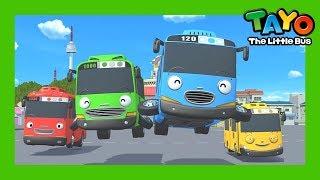 Download Tayo Lagu Pembukaan Tema Kompilasi l lagu untuk anak-anak l Hey Tayo! l Tayo bus kecil