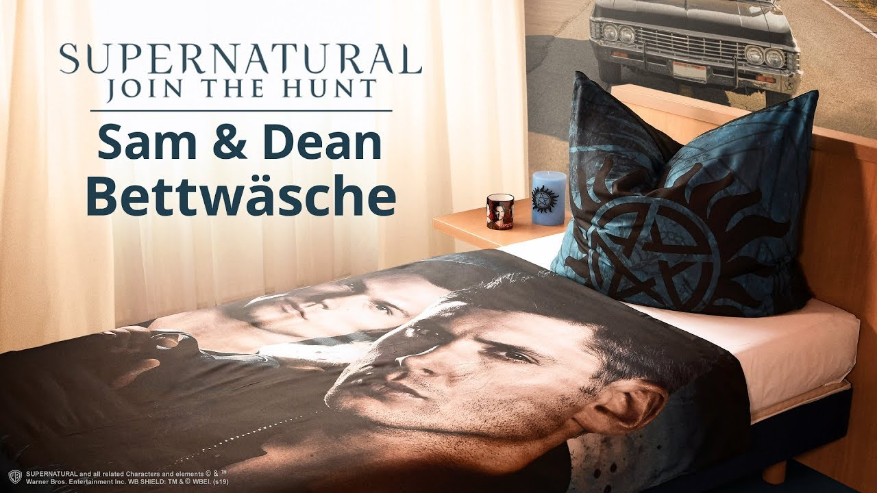 Breaking Bad Bettwäsche Supernatural - Sam & Dean Bettwäsche | Elbenwald