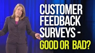 Customer Feedback Survey - Good Customer Service or Not? Mp3