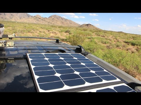 Van Life New Solar Panel Problems Solved Youtube