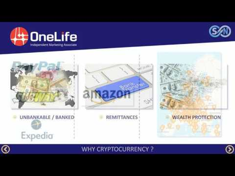ARE YOU LOOKING FOR A WEEKLY INCOME - ONE COIN ONE LIFE