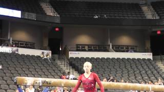 Alyssa Baumann - Balance Beam - 2013 Secret U.S. Classic