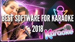 best software for karaoke