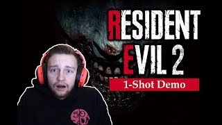 Resident Evil 2 (Demo) 30 Minutes of Horror