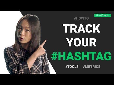 How to Track Your Hashtag: Hashtag Tracker Tools & 4 Important Hashtag Metrics | #ChiaExplains