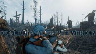 De vuelta al frente Verdun