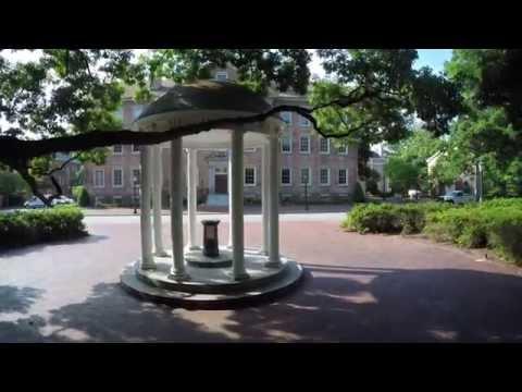 UNC-Chapel Hill Campus Aerial Views
