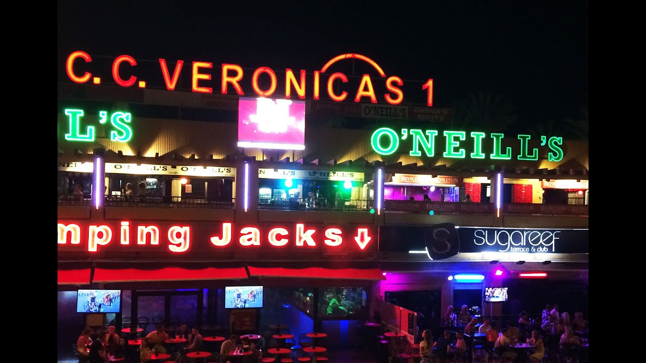 Image result for veronicas strip playa de las americas