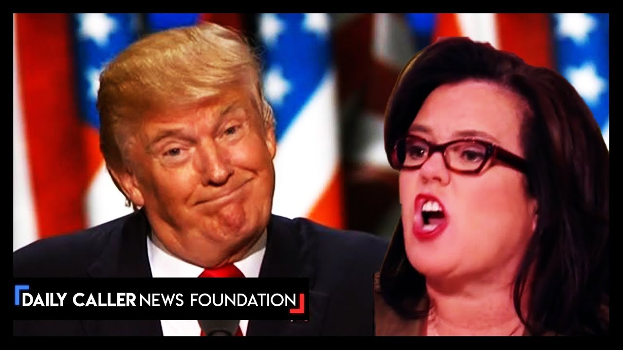 Flashback: Trump vs Rosie! - DC Shorts