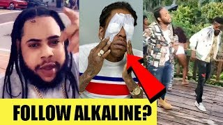 Squash FLY OUT! Savage Followed Alkaline? Don Andre DISS Stylo G | Beenie & Teejay