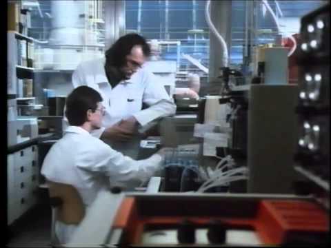 """Chronologie einer Betriebsstörung - """"Kein Tag wie jeder andere"""" (C) 1991 BASF"""