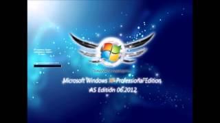 Установка Windows XP Professional SP3 AS Edition