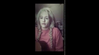 You Should Be Here - Cole Swindell (cover)