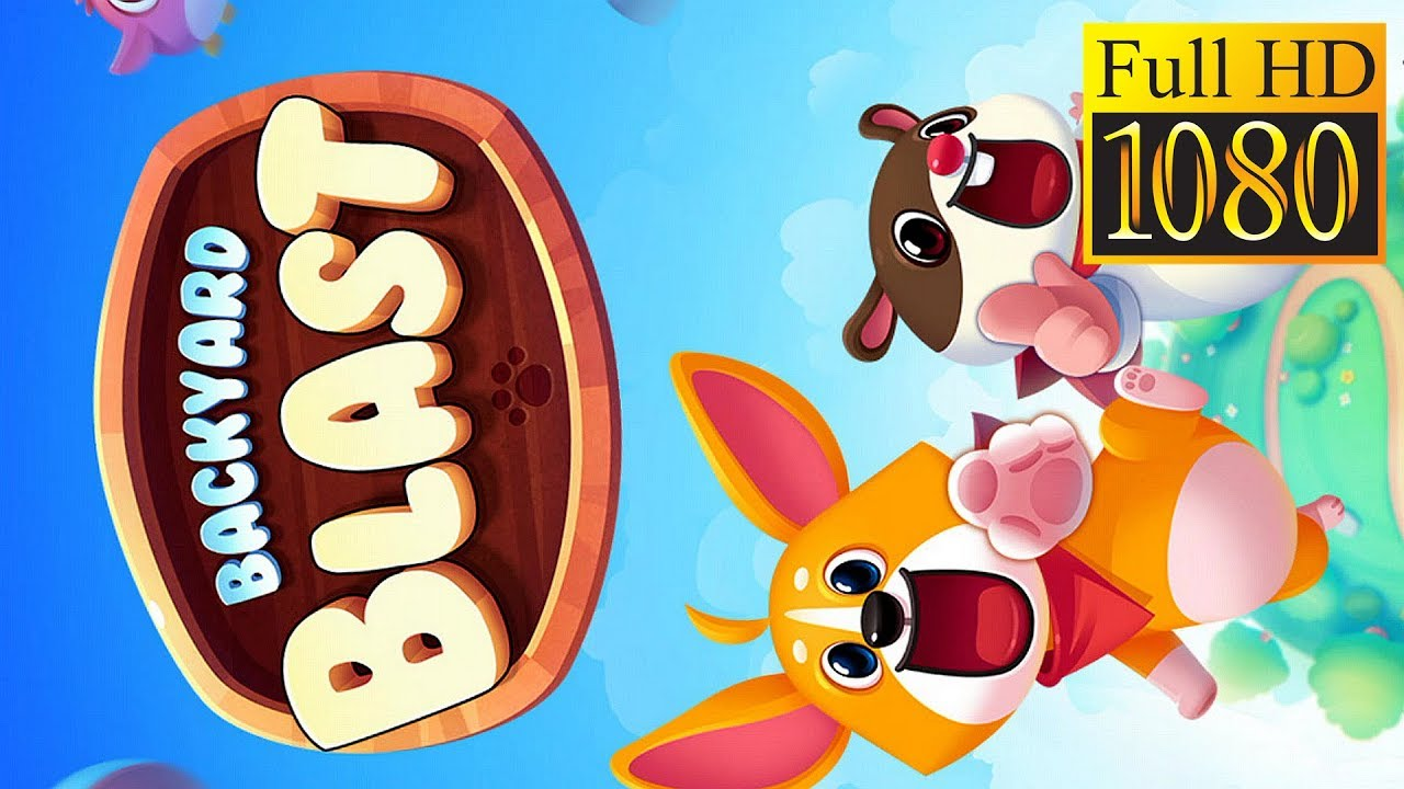 backyard blast game review 1080p official sundaytoz youtube
