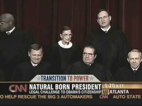 Obama Not A Natural Born Citizen? Supreme Court Will Decide - Silly Republicans