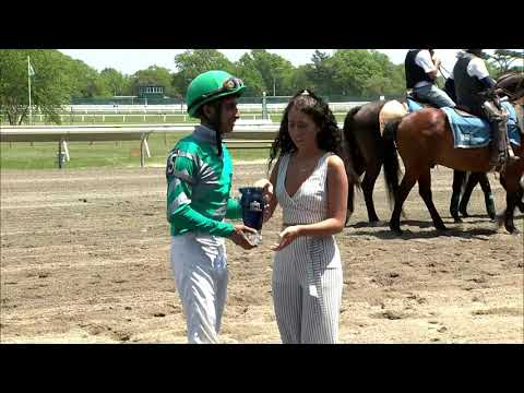 video thumbnail for MONMOUTH PARK 5-26-19 RACE 1