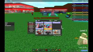 Roblox Superheld Tycoon Alle Haustiere