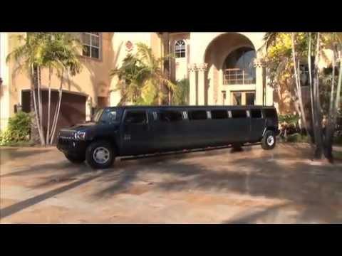Stretch Hummer Limo - SUV Limousine Rental