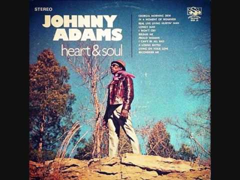 Johnny Adams (Usa, 1969)  - Heart & Soul (Full Album)