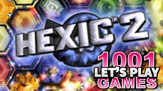 Hexic 2 (Xbox 360) - Let's Play 1001 Games - Episode 170