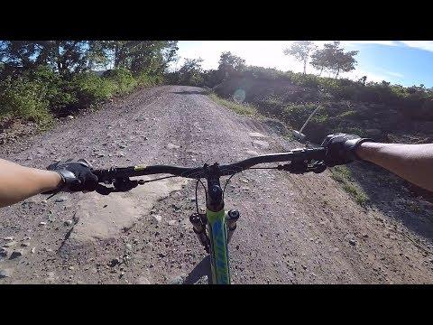 Pasuquin - Vintar Dirt Road Downhill Descent | MTB PH