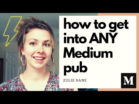 My Checklist to Get Into ANY Medium Publication - 4 steps