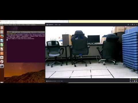raspeberry pi3 rtsp streamming test