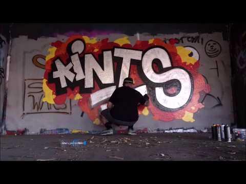 Freestyle Silver Piece Graffiti