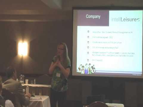 Recreation Vendor Software Stream - PRO Forum -  intelligenz solutions™ Presentation