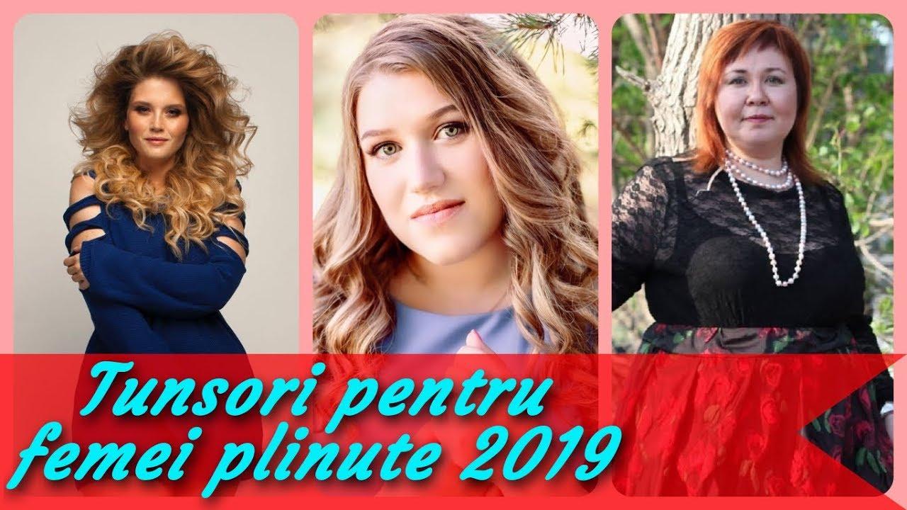 20 Modele De Tunsori Pentru Femei Plinute 2019 Youtube