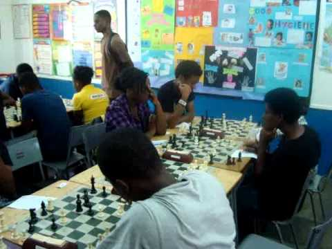 CHESS : National Age Group Chess Championships (Jamaica)