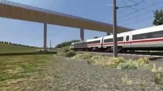Train Simulator 2017 - ICE-T in 300km/h