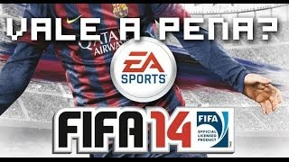 Vale a Pena? FIFA 14 (Xbox 360/PS3)