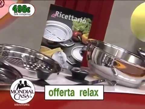 Mondial Casa - Offerta Relax con poltrona in omaggio - YouTube