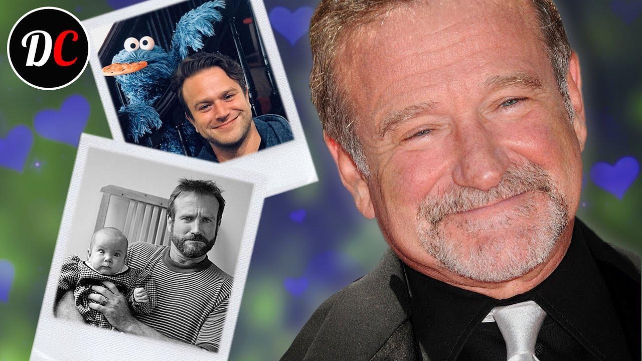 Robin Williams - jak dzieci aktora pilnują pamięci o nim?!