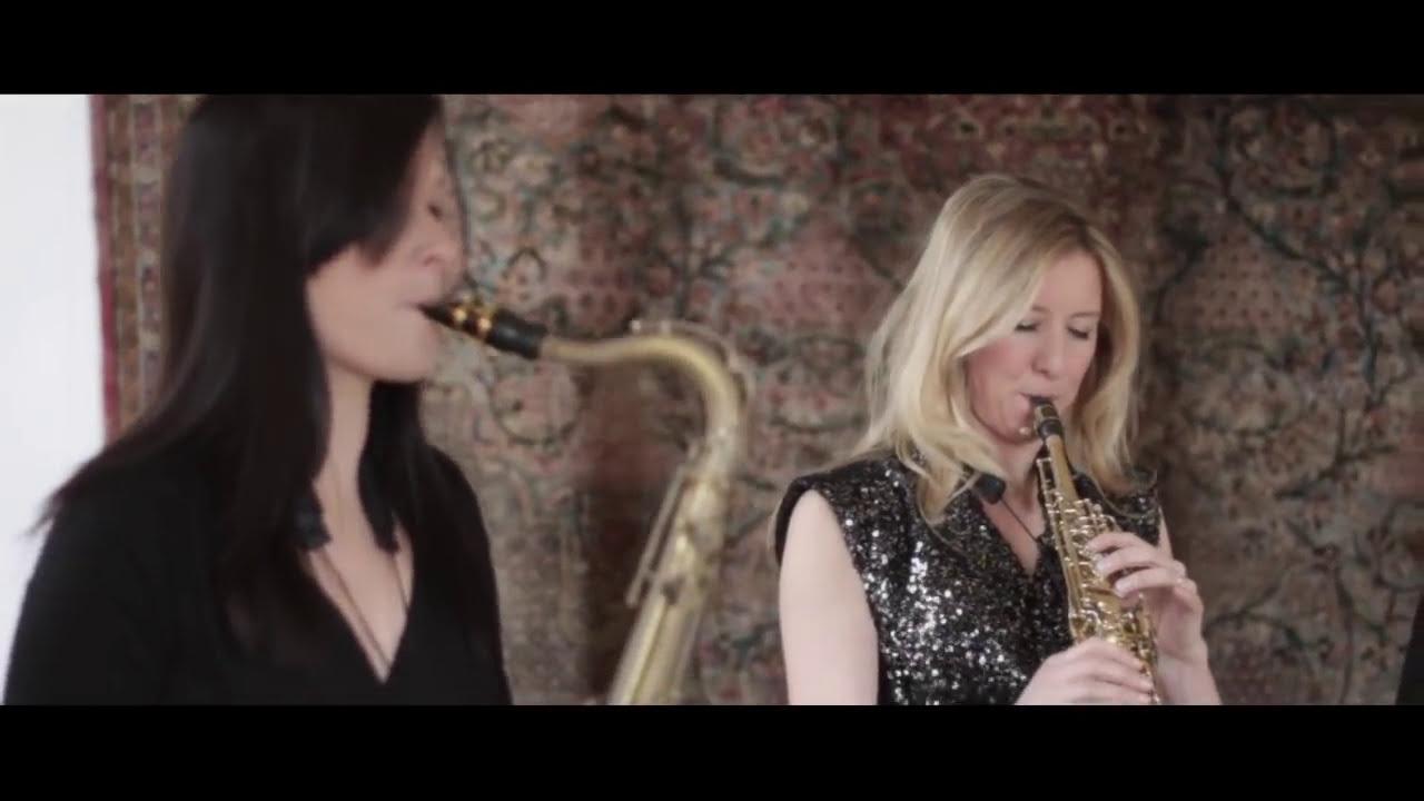 Marici Saxes Cantaloupe Island Herbie Hancock For Saxophone Quartet Youtube