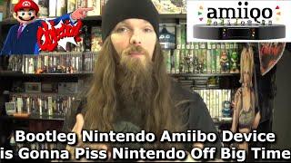 Bootleg Nintendo Amiibo Device is Gonna Piss Nintendo Off Big Time