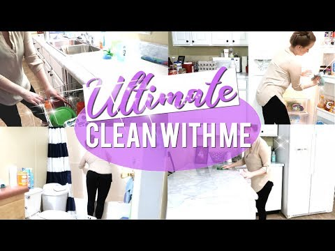 ultimate-clean-with-me-|-extreme-cleaning-motivation-|-weekend-cleaning-motivation