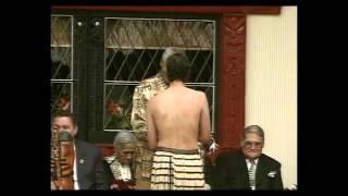 The Mana of Mandela -- as seen through the eyes of Maori