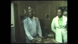 Lucius Smith & Jessie Mae Hemphill on drums and Sid Hemphill (1978)