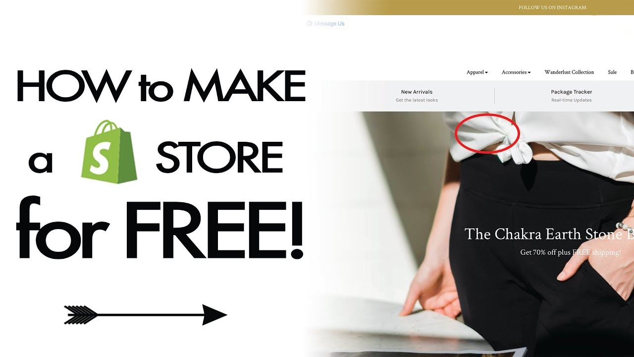 Keys To Creating A Professional Looking Shopify Dropshipping Store With Free Themes