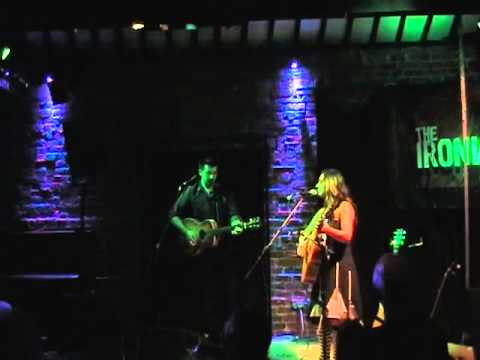 Charged - Cara Luft with Scott Poley Live @ the Ir...