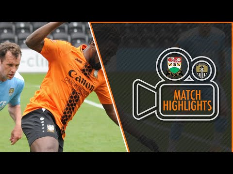 Barnet Notts County Goals And Highlights