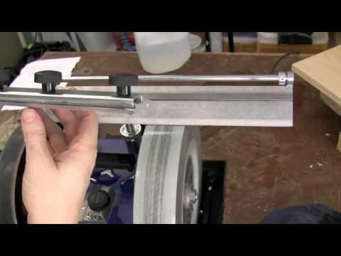 Tormek Planer Jointer Sharpening Jig SVH-320